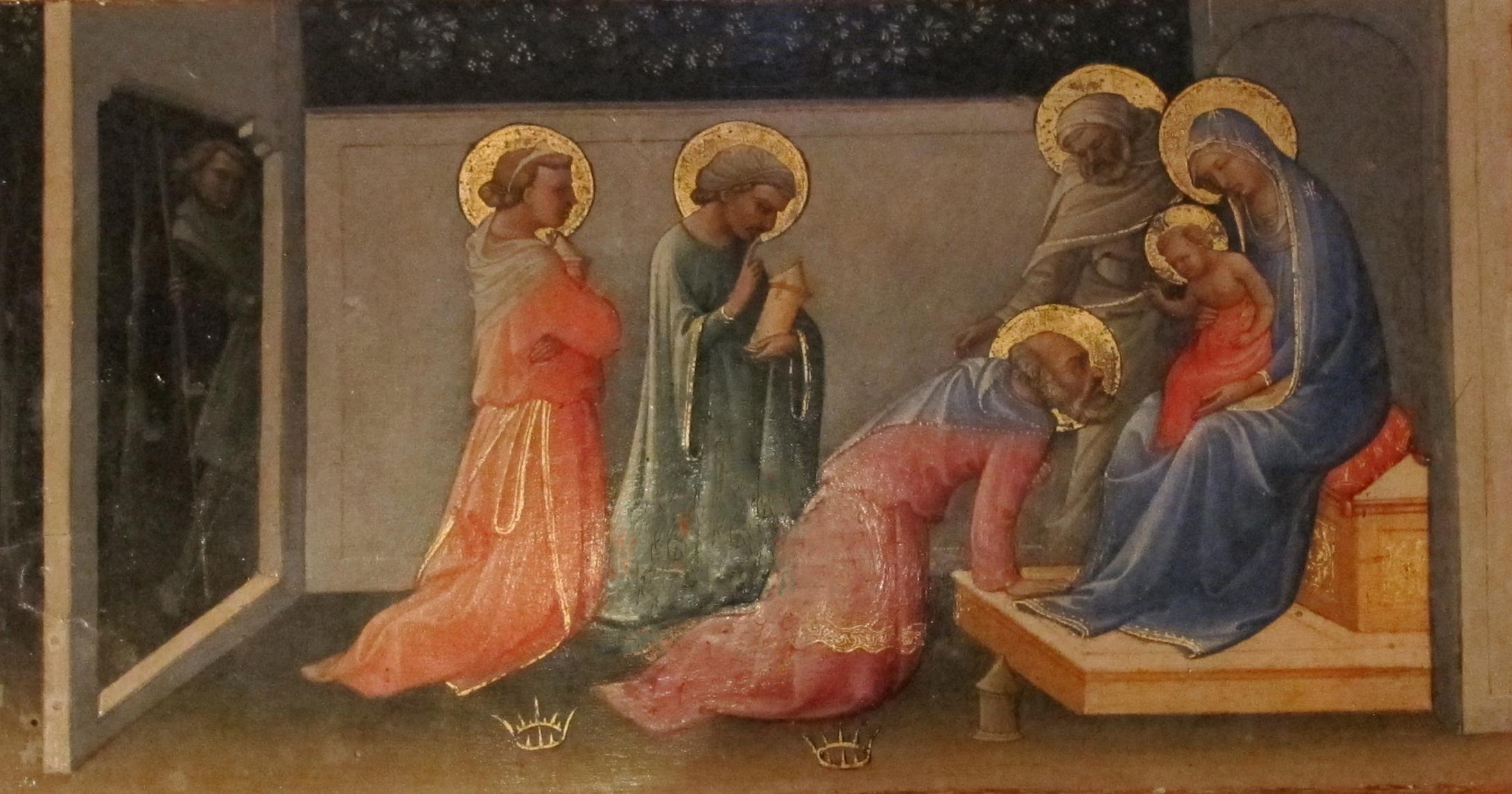 Cappella_bartolini_salimbeni,_annunciazione,_predella_03_adorazione_dei_magi