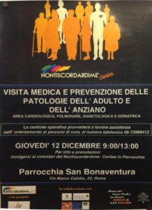 Visita Medica e prevenzione