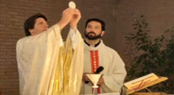Offerta per una Santa Messa